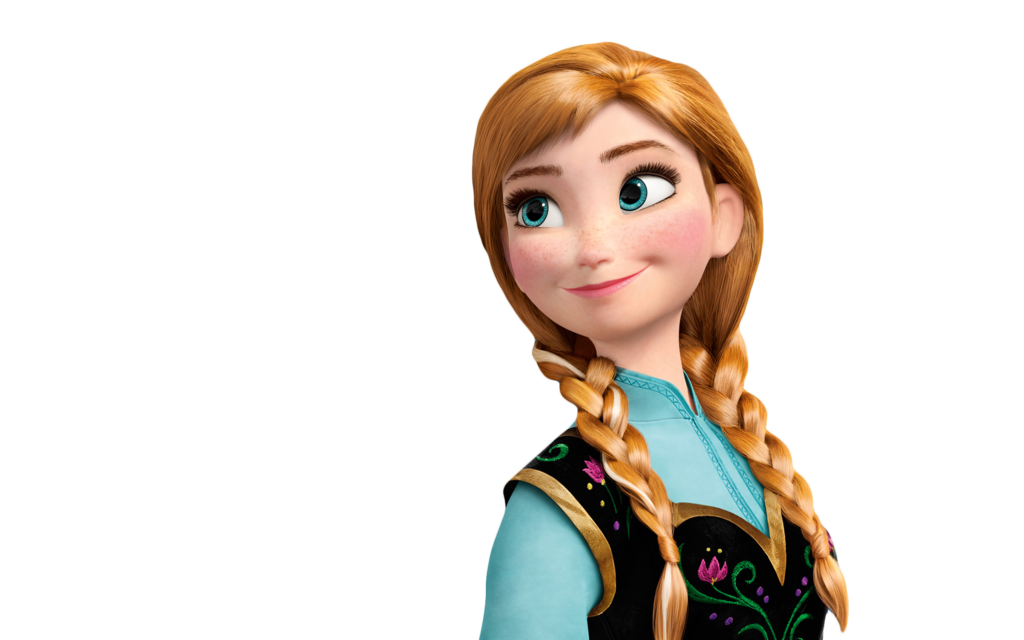 Ana and elsa png. Princess anna frozen by