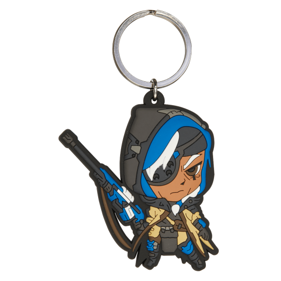 Ana png overwatch. Cute but deadly keychain