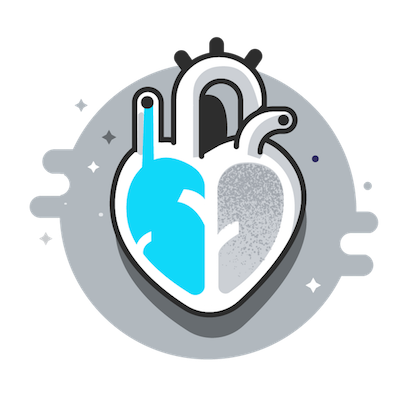Anatomical heart png. File illustration wikimedia commons