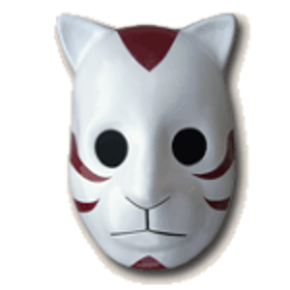 Anbu mask png. Free naruto other toys