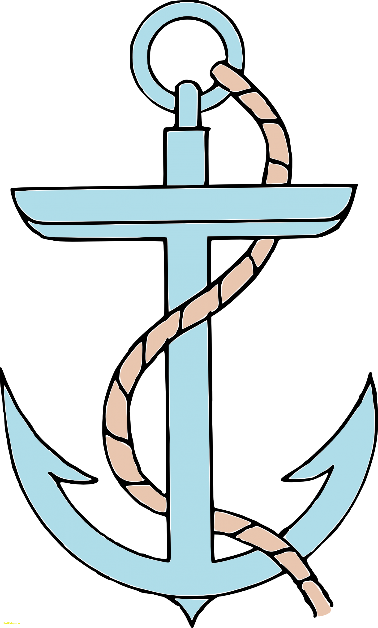 Anchor clip art png. Clipart pretty free on