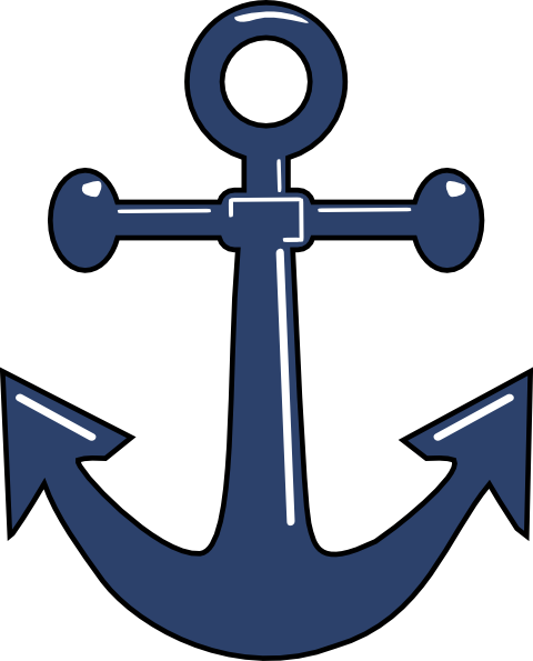 Anchor clipart anchored. Free jesus clipground