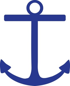 Anchor clipart simple anchor. Drawing at getdrawings com