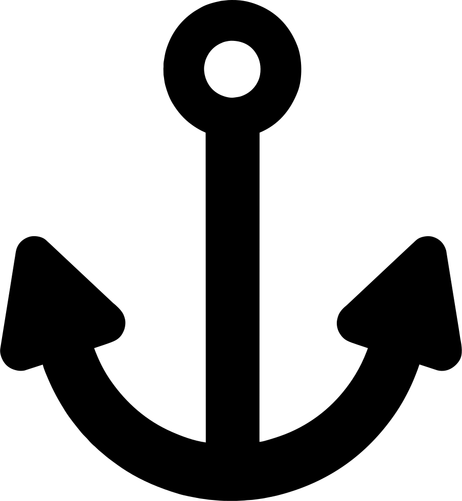 Anchor icon png. Svg free download onlinewebfonts