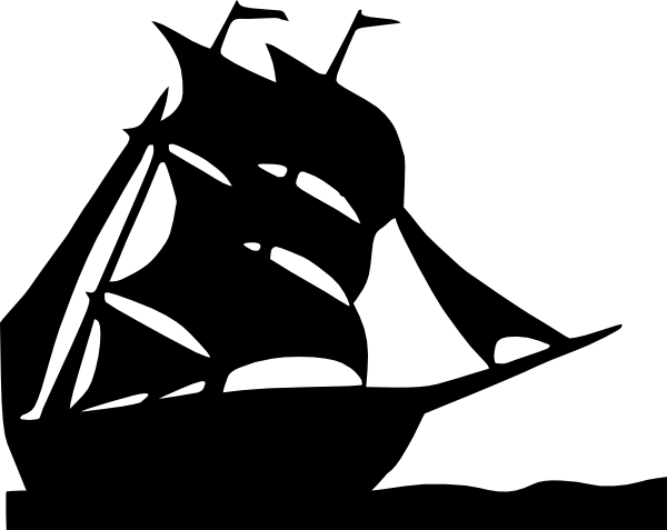 Sailboat silhouette png. Sailing boat clip art