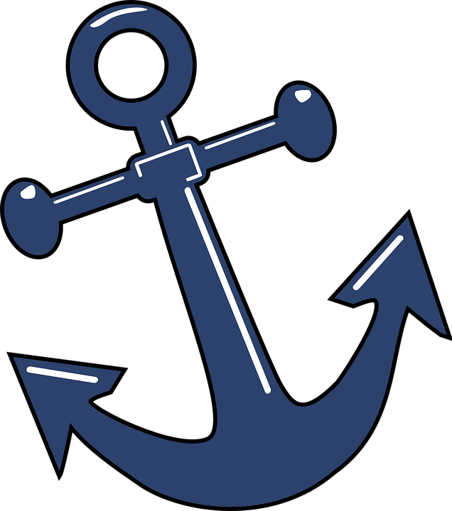 Anchor with banner png. Images free download