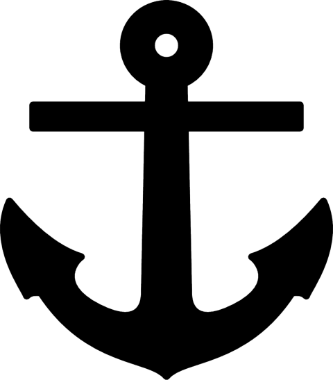 Anchor with banner png. Free images toppng transparent
