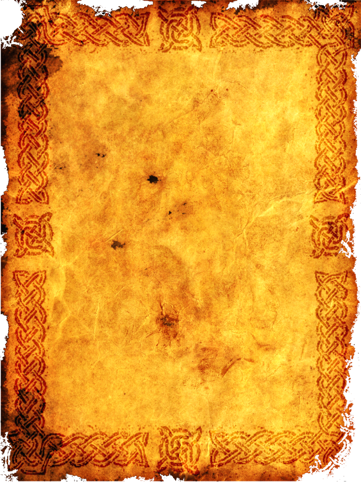 Ancient parchment png. Home my clan is