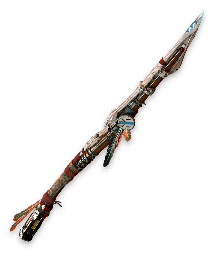 Ancient spear png. Image transparent horizon zero
