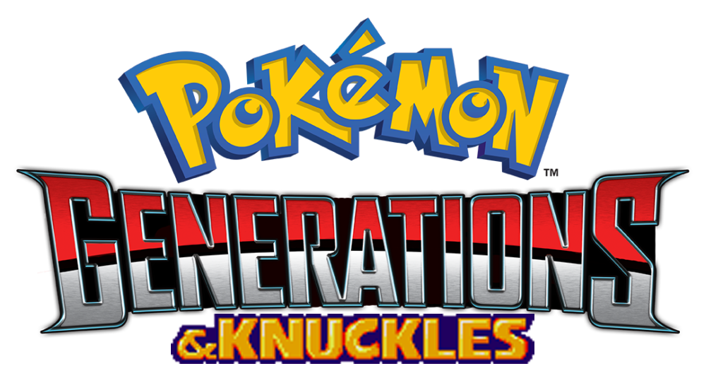 And knuckles png. Pokemon generations know your