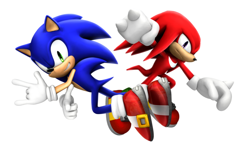 And knuckles png. Image sonic by fentonxd