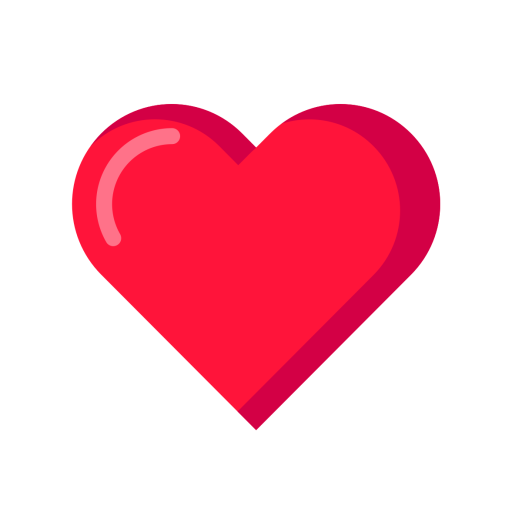 And svg heart. Free icon download boostempty