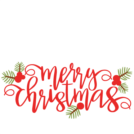 Christmas Clip Art Cute.Merry Christmas Cute Transparent Png Clipart Free Download