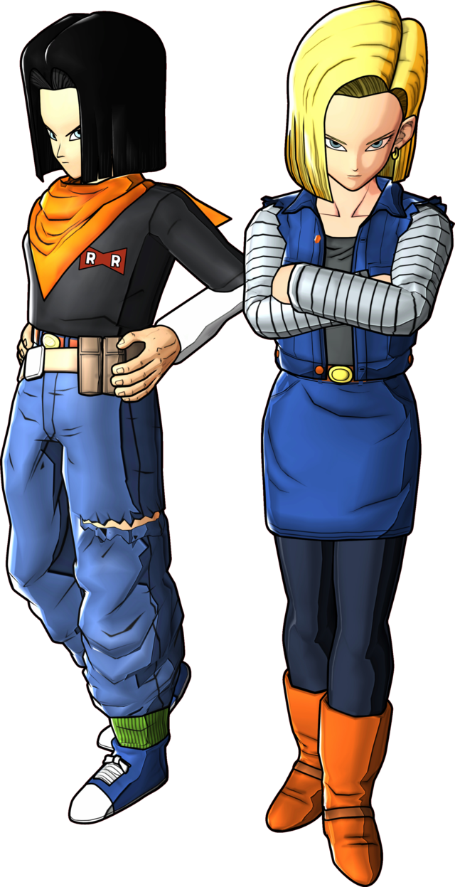 Android 18 png. Androids toon town pinterest