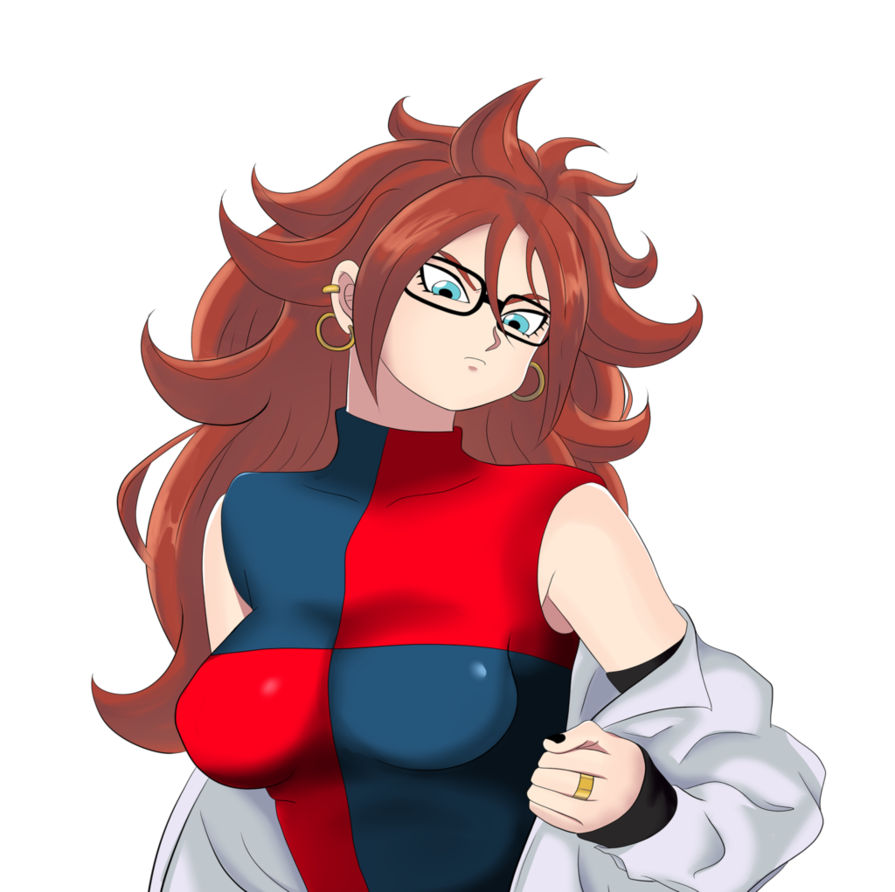 Android 21 png. Majin pinterest st and