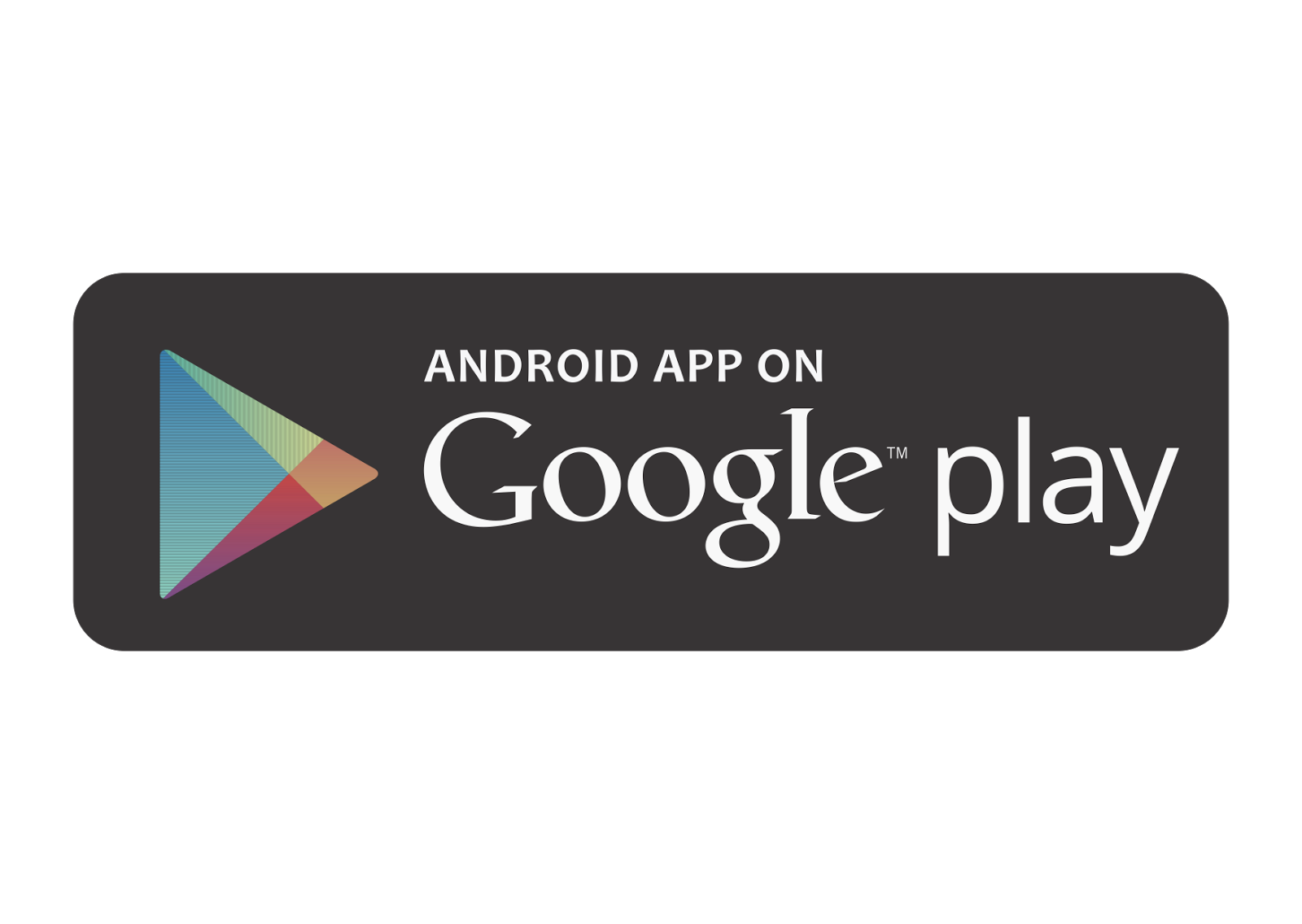 Android app on google play png. Logo vector download
