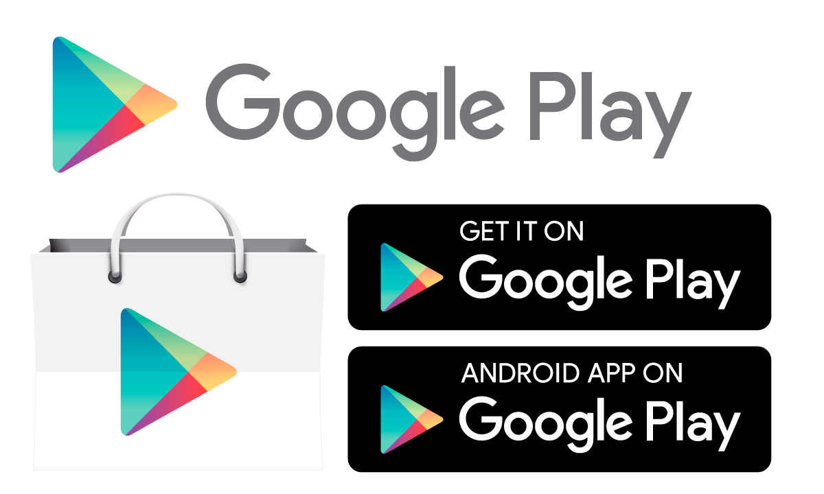 Android app store logo png. Free play icon download