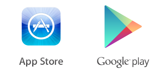 Android app store logo png. Ios mobile apps by