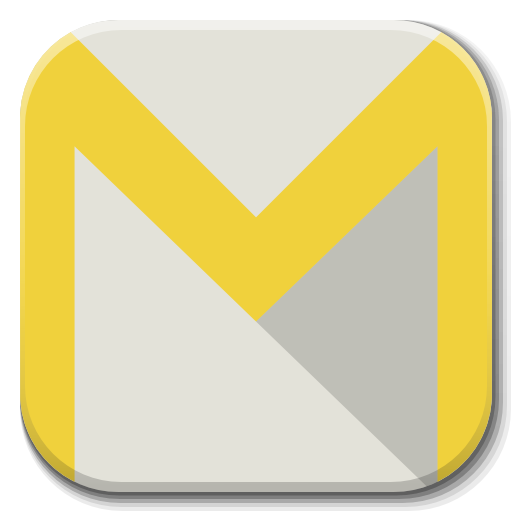 Android apps icon png. Email client flatwoken iconset