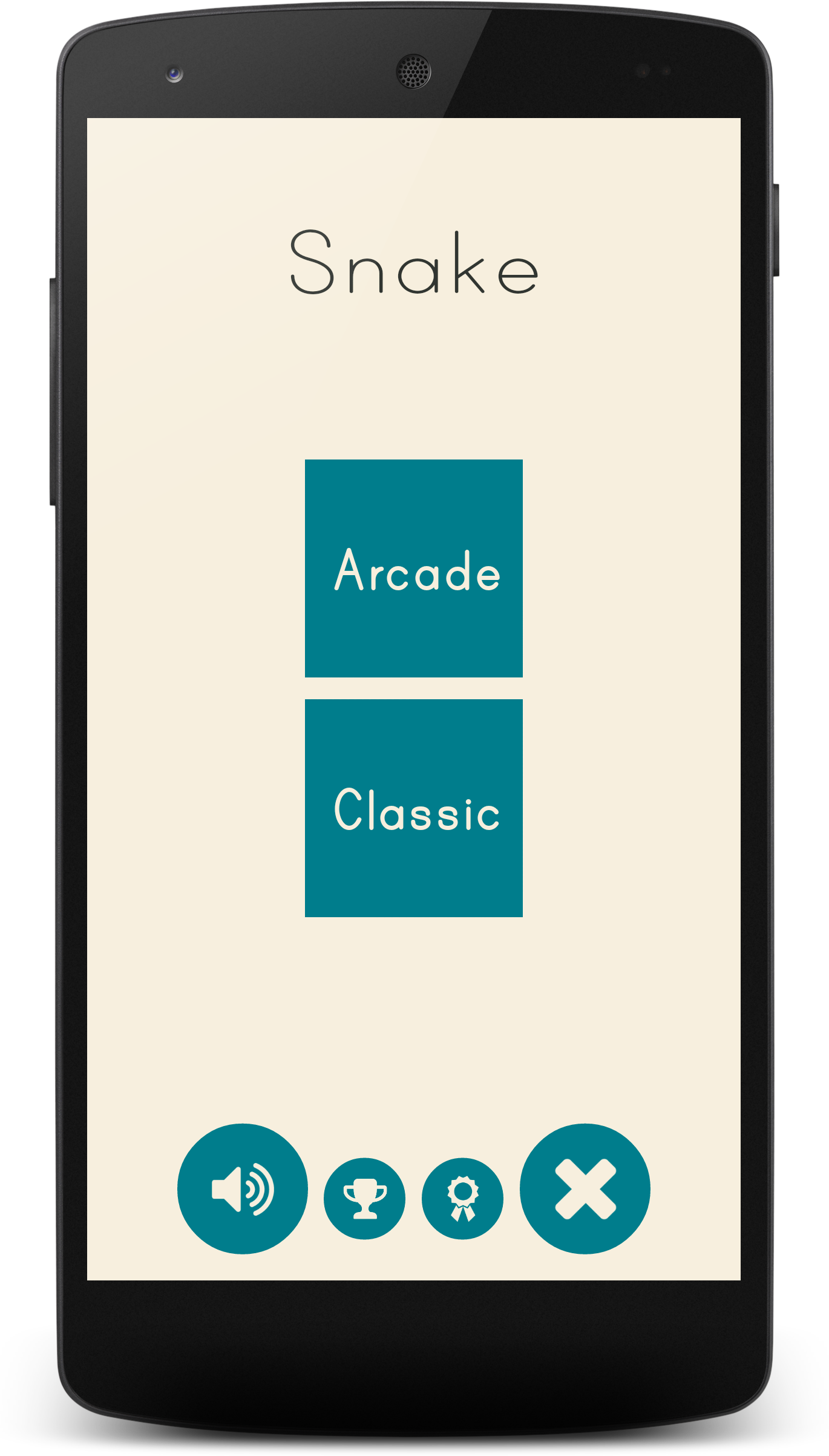 Android canvas png. Snake classic game by