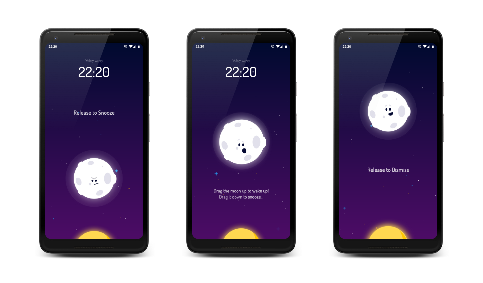 Android canvas png. Drawing animated stars on