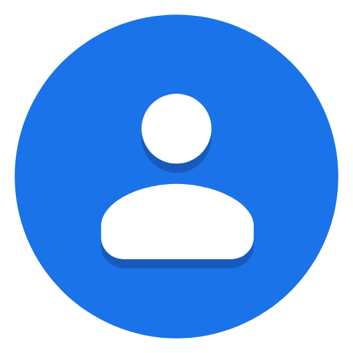 Android contacts icon png. New for google httpssslgstaticcomimagesbrandingproductxcontactsdppng