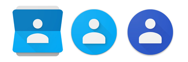 Android contacts icon png. Update email sms via