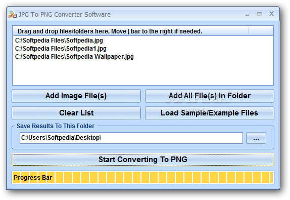 Photo converter png to jpg. Download software
