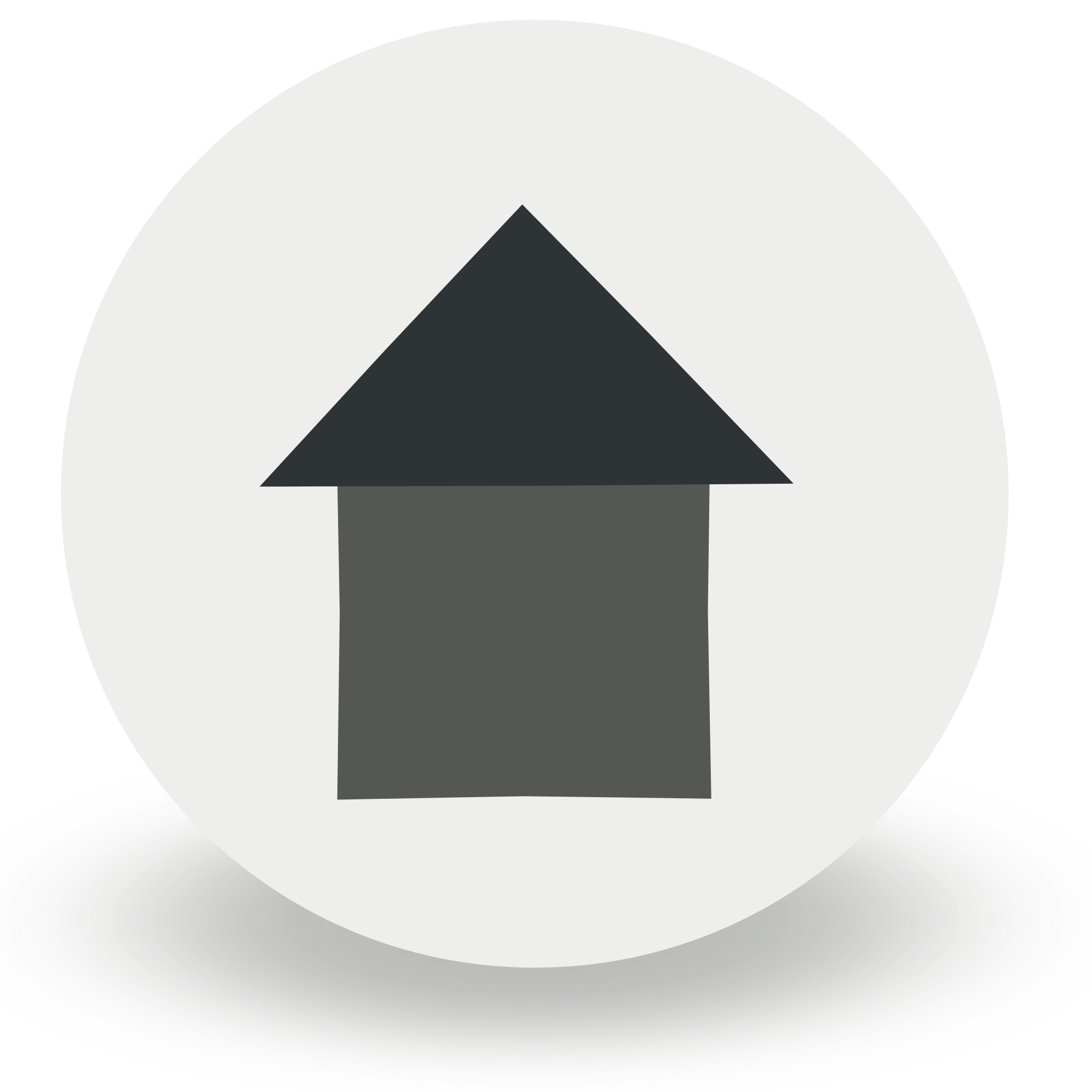 Android home button png. File icon black svg