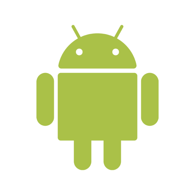 Vector plus illustration. Android icon drive play
