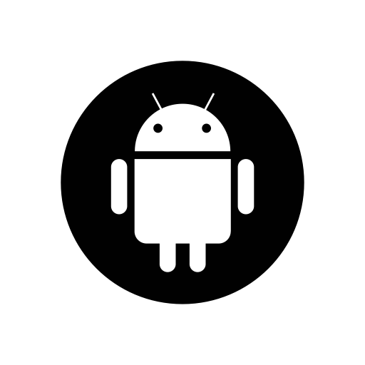 Android icon png white. Samsung ico