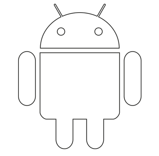 Android icon white png. Index of assests images
