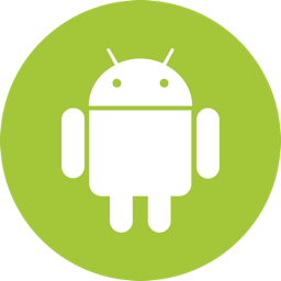Download icon android png. Flat shop free icons