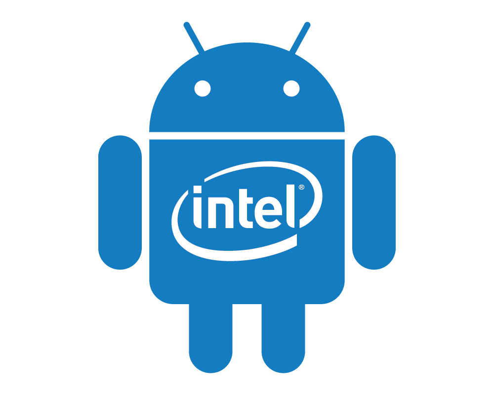 Android logo png transparent. Intel pictures free icons