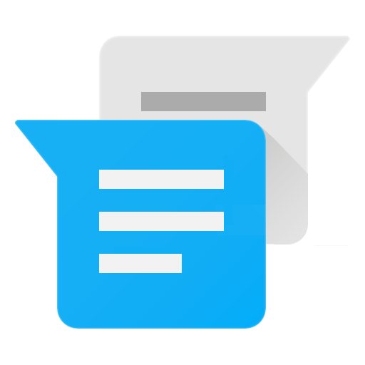 Android lollipop png. Messenger icon image purepng