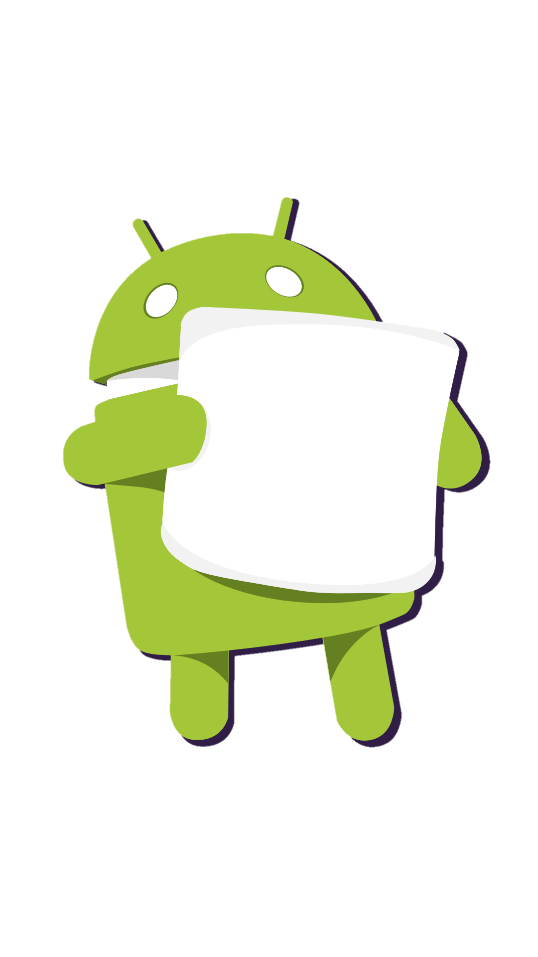 Android marshmallow png. The reporter