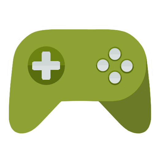 Games png icon. Play android l iconset