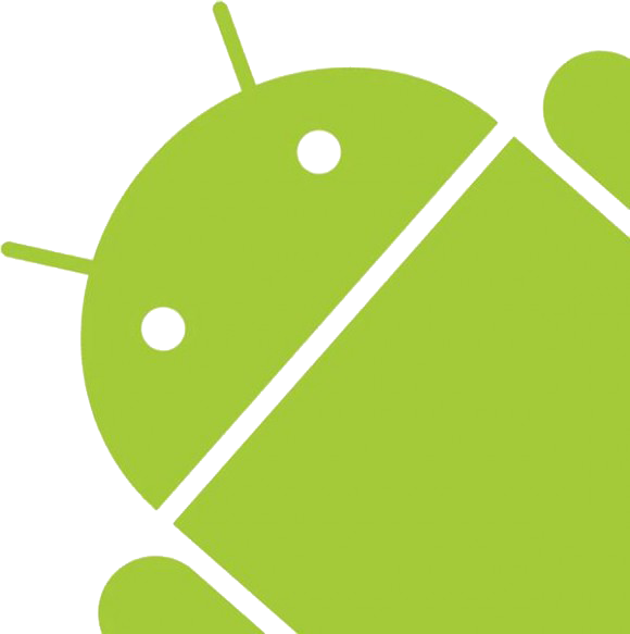 Android png transparent. Logo