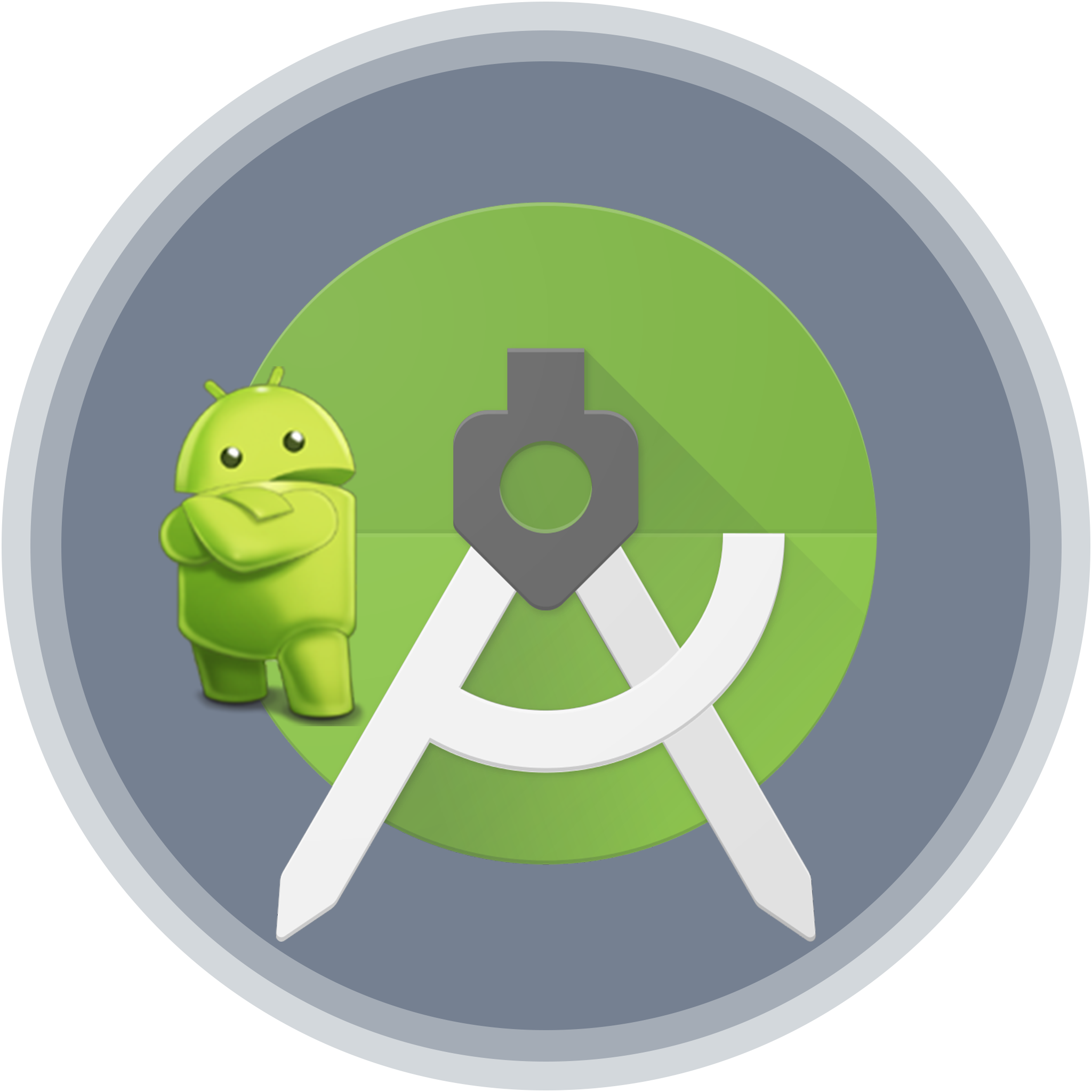 Android Studio Logo Transparent Png Clipart Free Download Ywd