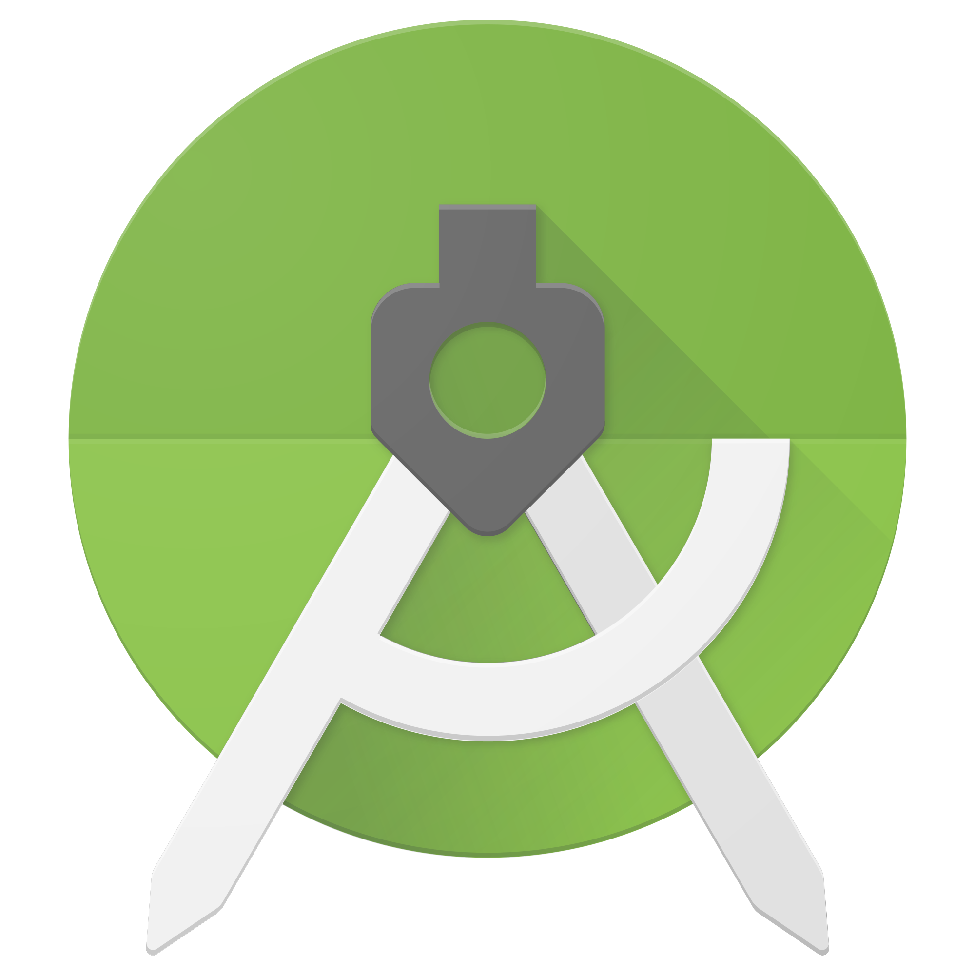 android studio logo png