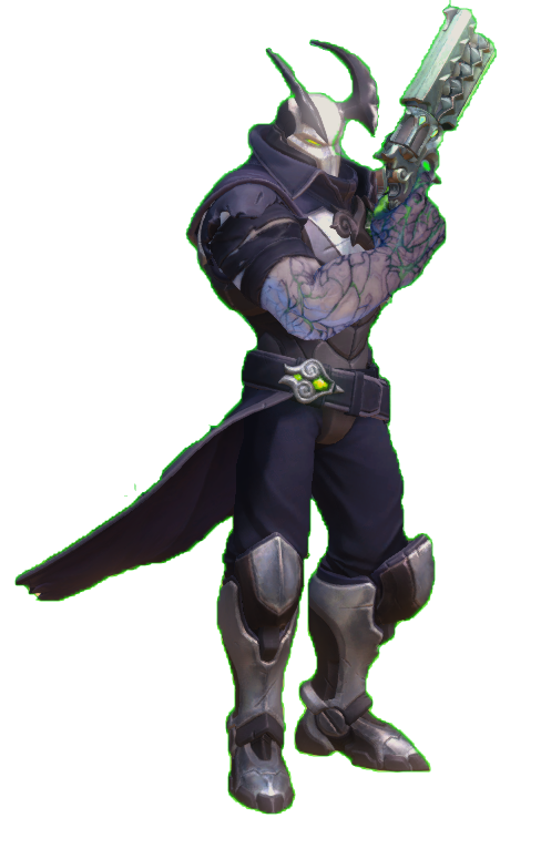 Androxus paladins revolver png. Legends of the multi