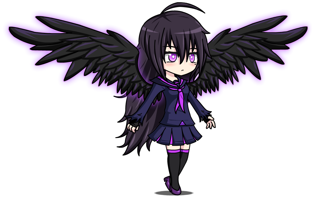 Angel anime png. Photo night in the