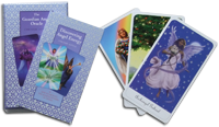 Angel cards png. Angels books by chrissie