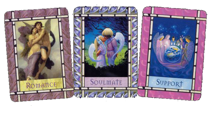 Angel cards png. Readings mystic wings what