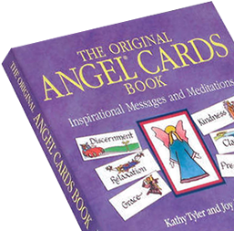 Angel cards png. Mind and soul network