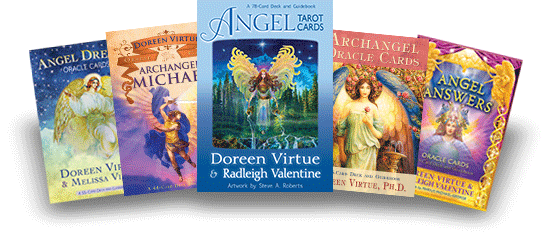 Angel cards png. Introduction to oracle card