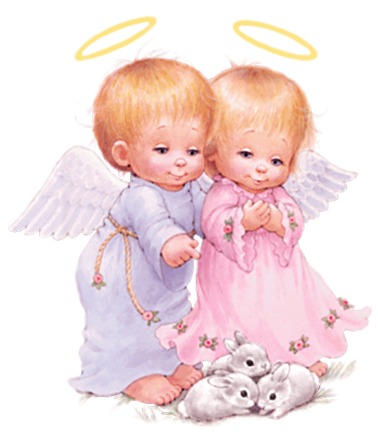 Angel child png. Cute baby angels with