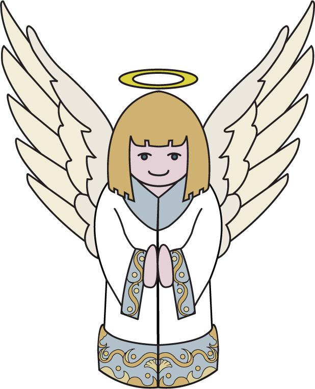 Christmas of angels huge. Angel clipart clipart freeuse library