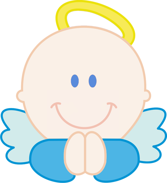 Baby clip art printable. Angel clipart vector free stock