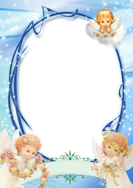 angel frame png
